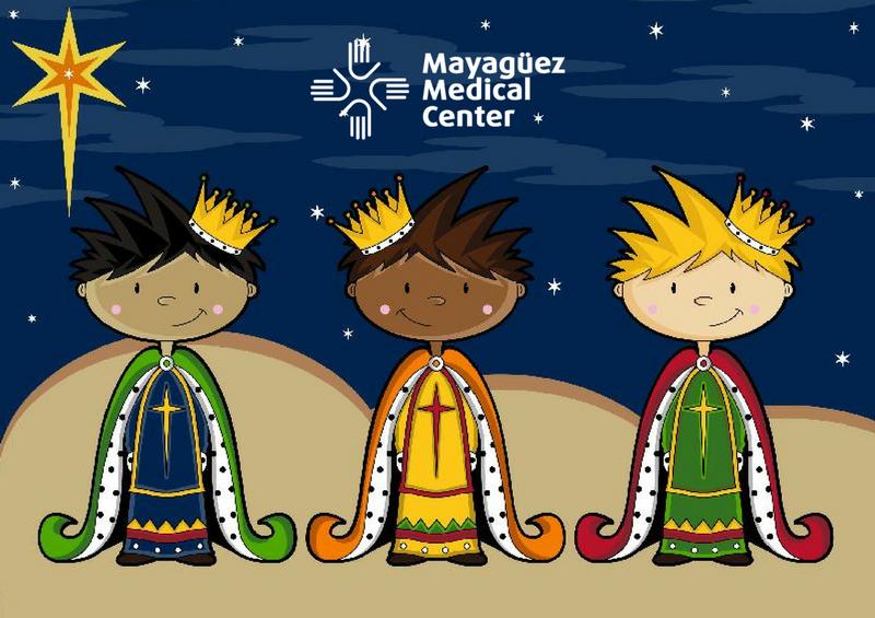 Mayagüez Medical Center Feliz Día De Los Tres Reyes Magos